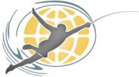 DE International allstar fencing camp Logo